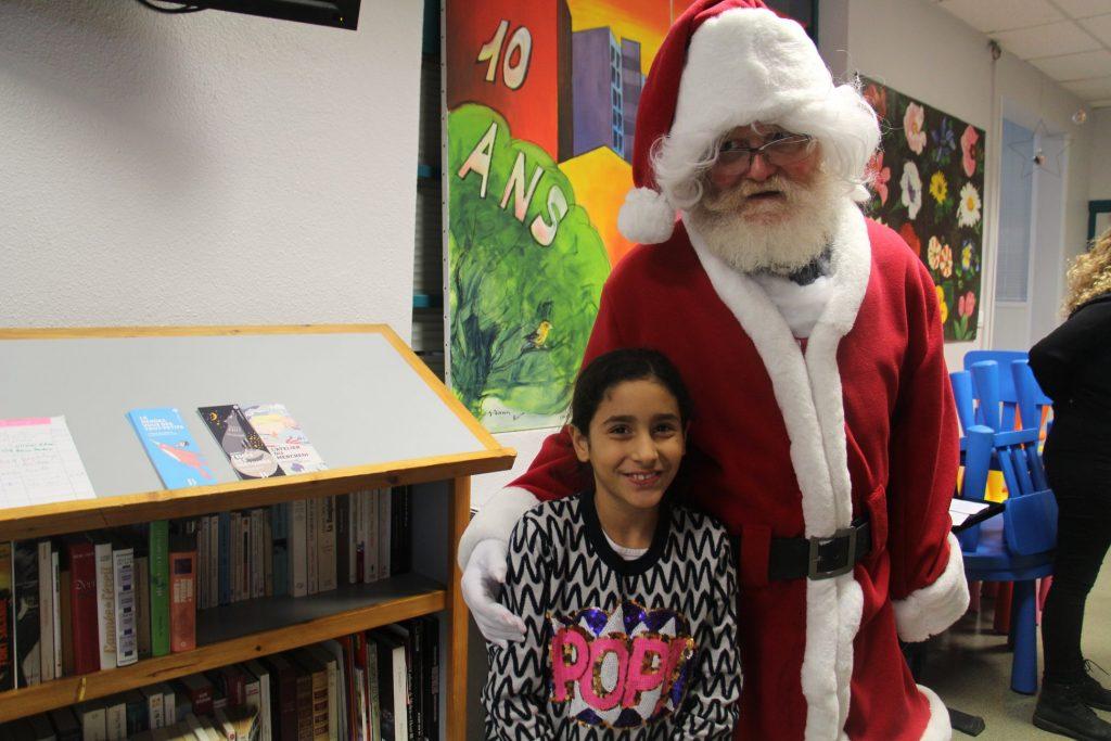 Hadissa et le Père Noël
